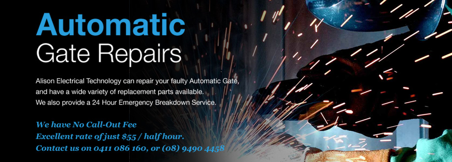 Automatic Gate Repairs Perth, Automatic Gate Servicing Perth, Automatic Gate Maintenance Perth
